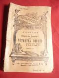 Anton Pann -Culegere de Proverburi sau Povestea Vorbei ,vol.I -BPT 16 ,interbel