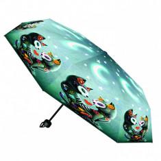 Umbrelă cu pisici Noapte cu stele