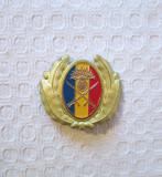 Emblema de coifura armata romana, emblema grade inferioare, cuc