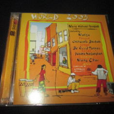 Various - World 2003 _ dublu CD _ Narada (SUA , 2003 )