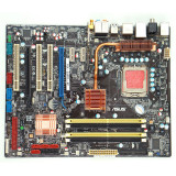 Placa de baza socket 775 Chipset Intel P35 1x WiFi 2x PCI-E x16 Asus P5K-E, Pentru INTEL, LGA775, DDR2