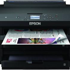 Imprimanta inkjet Epson WorkForce WF-7210DTW A3 Wi Fi Negru