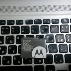 Vand baterie originala BC60 pt Motorola: L2, L6, L7, L8, V3x, w220, k1, etc.., Alt model telefon Motorola, Li-ion