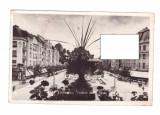 CP Timisoara - Vedere din Cetate, circulata, 1943, Fotografie