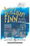 Aventurile lui Huckleberry Finn (Ro + Eng) - Mark Twain, Mark Twain