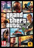 Vand Cont GTA V ROCKSTAR