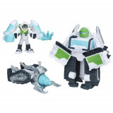 Set Figurine Transformers Echipa de Salvare Arctic Boulder, Hasbro
