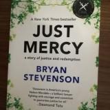 Just Mercy- Bryan Stevenson