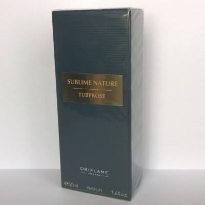 Parfum Sublime Nature Tuberose (Oriflame) foto