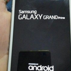 Samsung Galaxy Grand Prime Value Edition G531F necodat stare foarte buna + folie, Alb, Neblocat, Smartphone