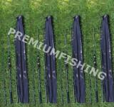 Set 4 Lansete Fino Carp Wind Blade 3.75 Lbs Marime 3,6 Metri Model Nou Oferta !!