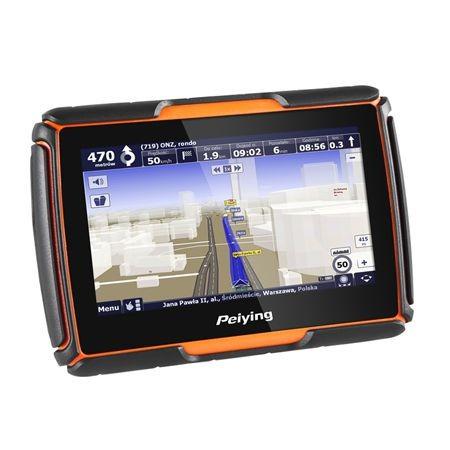 GPS NAVIGATIE MOTO PEIYING EXCLUSIVE foto mare