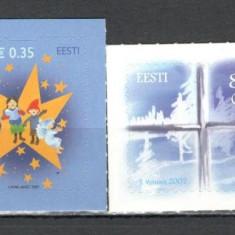 Estonia.2007 Nasterea Domnului  SE.286