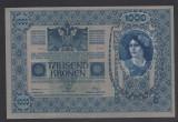 A2528 Austria Hungary Ungaria 1000 korona kronen coroane 1902 UNC