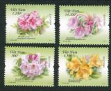 Vietnam, flori, 2009, MNH, Nestampilat