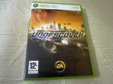 Need For Speed Undercover, NFS, xbox360, original! Alte sute de jocuri!, Curse auto-moto, 3+, Single player