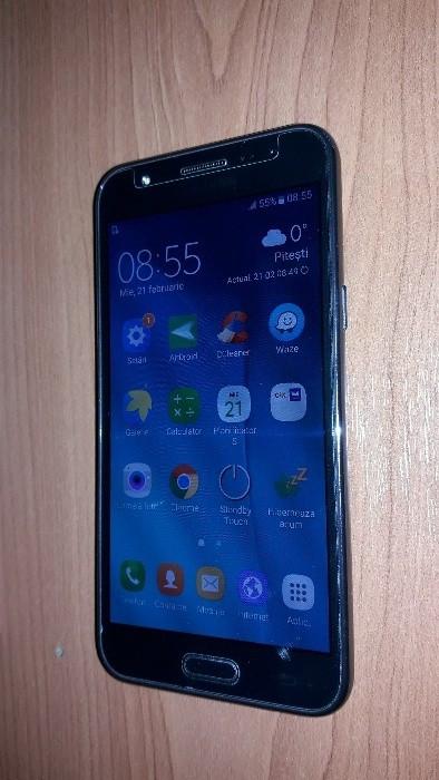 Samsung Galaxy J5 2015 J500 necodat stare buna + folie sticla