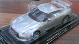 Macheta Nissan GTR R35 - DeAgostini Automobile de Vis 1/43, 1:43