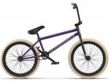 Bicicleta BMX WeThePeople Reason Freecoaster Matt Translucent Purple