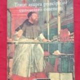 Tratat asupra principiilor cunoasterii omenesti  / George Berkeley