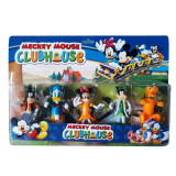 Set 5 figurine Disney - Mickey Mouse ClubHouse, Donald Duck si prietenii, 4-6 ani
