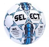 FB Numero 10 Minge fotbal alb n. 5, Teren sintetic, Select