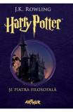 Harry Potter si piatra filozofala - J. K. Rowling, J.K. Rowling