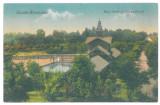 3226 - OCNA MURESULUI, Alba, Romania, Strand - old postcard - unused - 1928, Necirculata, Printata