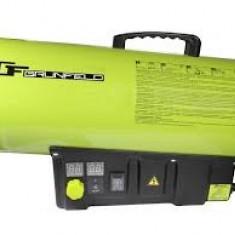 Tun de Caldura - GAZ-50 KW GRUNFELD GFAH 50 Pornire automata termostat