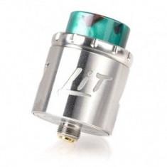 Atomizor servisabil Vandy Vape Lit RDA Silver