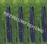 Set 4 Lansete Fino Carp Wind Blade 3.75 Lbs Marime 3,9 Metri Model Nou Oferta !!