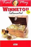 Winnetou Vol.3. Testamentul - Karl May, Karl May
