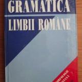Gramatica limbii romane  / Dumitru Irimia 544p