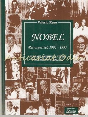 Laureatii Premiului Nobel Pentru Fiziologie Si Medicina. Retrospectiva 1901-1995 foto mare