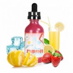 Lichid Tigara Electronica Premium Dinner Lady Strawberry Bikini, 50ml, Fara Nicotina, 70VG / 30PG, Fabricat in UK, Shortfill 60ml