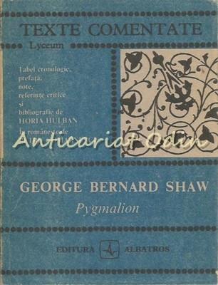 Pygmalion - George Bernard Shaw foto mare