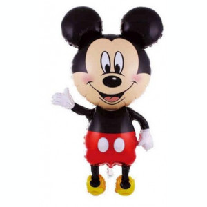 Balon folie  Mickey Mouse Disney - 112x63cm mare