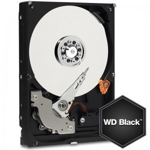Hard disk notebook WD Black, 1TB, SATA-III, 7200 RPM, cache 32MB, 9.5 mm
