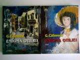 George Calinescu – Enigma Otiliei {2 volume}, George Calinescu