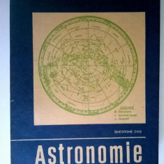 Gheorghe Chis - Astronomie Manual pentru clasa a XII-a
