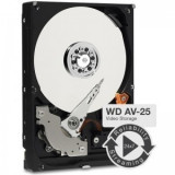 Hard disk notebook WD AV-25, 1TB, SATA-II, 5400 RPM, cache 16MB, 9.5 mm, Western Digital