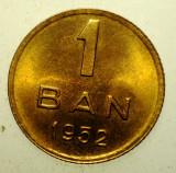 2.853 ROMANIA RPR 1 BAN 1952 XF/AUNC