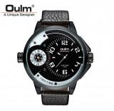 Ceas Militar OULM023 White Fashion