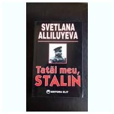 Svetlana alliluyeva tatal meu stalin
