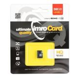Card MicroSD 32GB + Adaptor (Clasa 10) IMRO