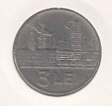 Romania - 3 Lei 1963