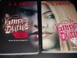 The Vampire Diaries by L. J. Smith (Jurnalele Vampirilor)