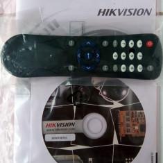 Telecomanda noua pentru DVR HIK VISION + CD Software original