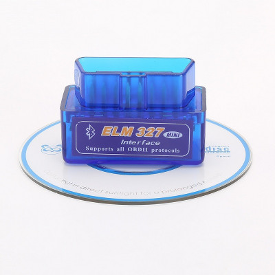 Interfata diagnoza tester auto bluetooth ELM327 mini OBD II OBD 2 foto