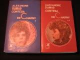 CONTESA DE CHARNY-ALEXANDRE DUMAS-2 VOL-1189 PG-TRAD. SOFIA SI BEN MARIAN-, Alta editura